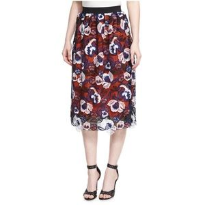 Self-Portrait Skirt NWT